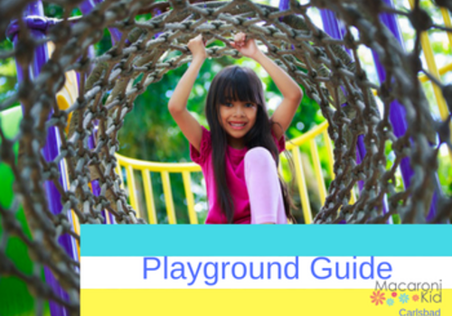 North County San Diego Playground Guide