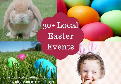 Easter Events Kansas City