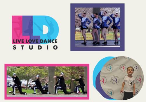 Live Love Dance Studio Ballet Tap Jazz