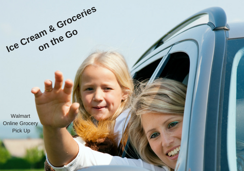 Walmart Online Grocery Pick Up