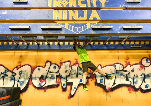 Iron City Ninja located in the South Hills is a gym for all ages
