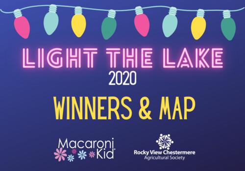 Light the Lake 2020 Winners