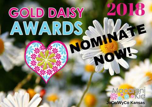Gold Daisy Nomination