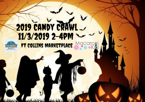 Candy Crawl New Time