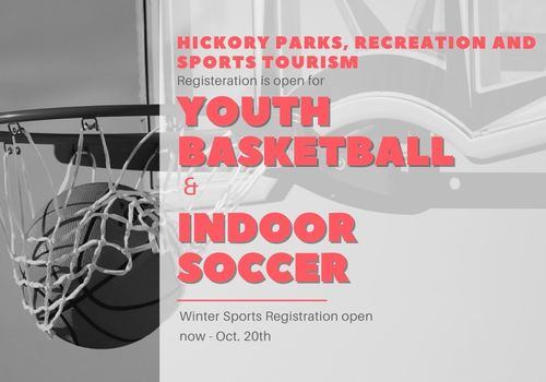 Indoor Soccer Youth Basketball