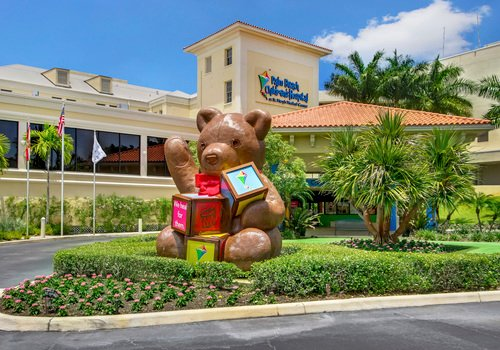 St. Mary's Palm Beach Children's Hospital