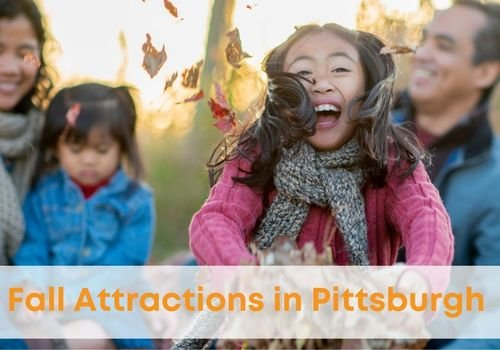 Fall attractions in Pittsburgh lead