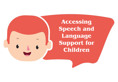 Accessing Speech and Language Support for Children