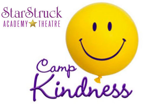 Camp Kindness StarStruck Summer Program