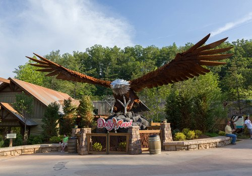 Dollywood, East Tennessee