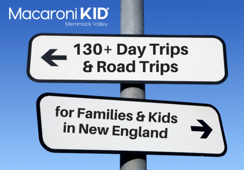 130 Day Trips for Families and Kids in New England