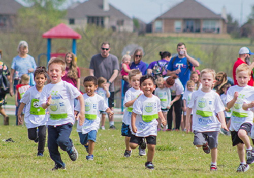Healthy Kids Running Series opens registration for spring races for pre-k through 8th grade