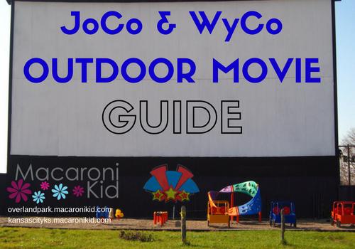 Outdoor Movie Kansas City