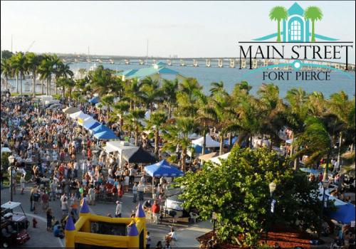Main Street Fort Pierce Friday Fest