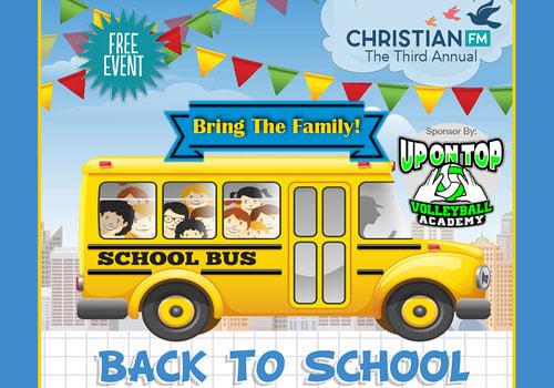 2021 Back To  School Family Expo