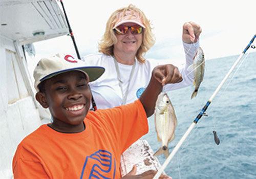 Boys & Girls Club of SLC 2019 Fishing Tournament