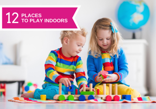 12 Places to Play Indoors on the South Shore MA