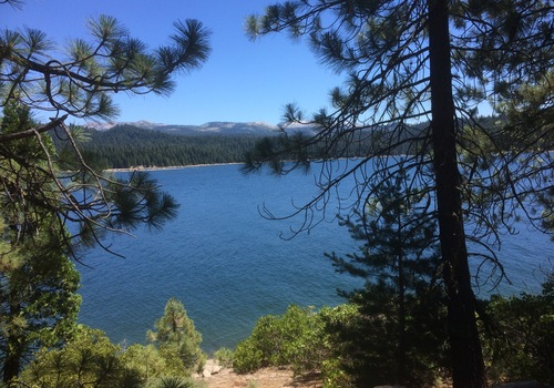 Yellowjacket campgrounds El Dorado National Forest