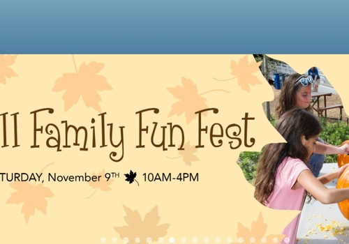 Fall Family Fun Fest at the SF Science Center