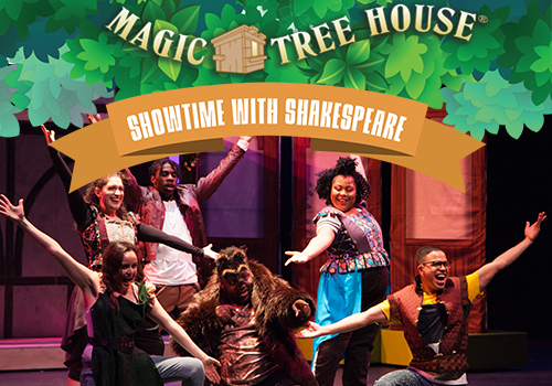 Magic Tree House: Showtime for Shakespeare