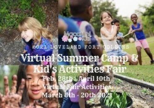 2021 Virtual Summer Camp