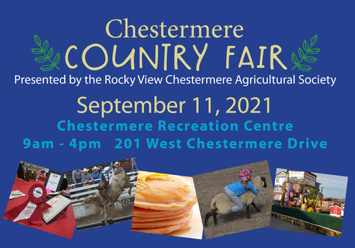 Chestermere Country Fair