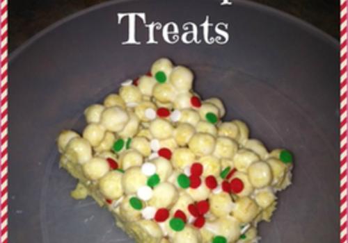 Christmas Kix Krispie Treats