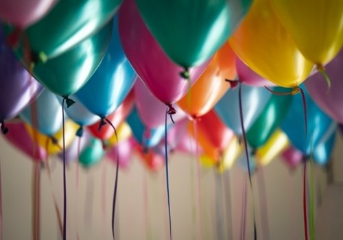 Balloons for Latex Allergy Awareness Article