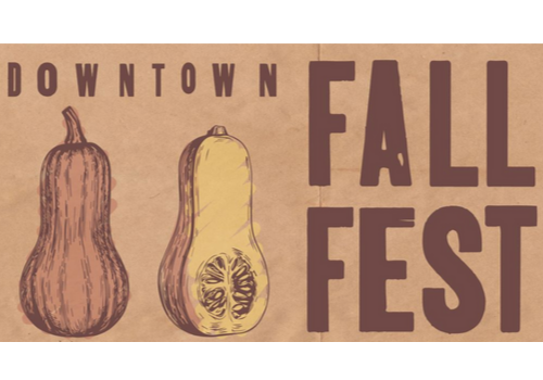 Downtown Erie Fall Fest