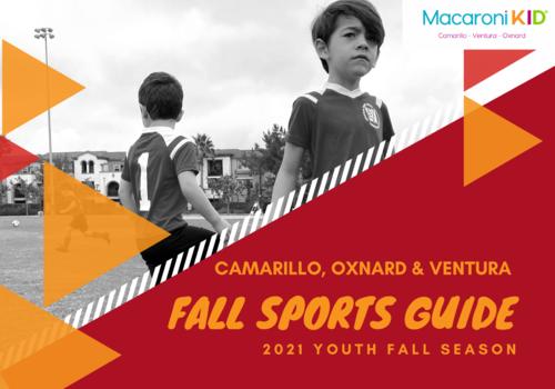 Camarillo Oxnard Ventura Youth Sport Guide