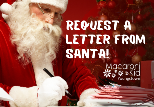 Request a Letter from Santa