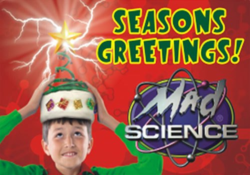 Mad Science Holidays