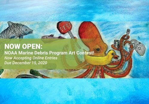 NOAA Marine Debris Program Art Contest