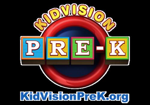 KidVision Pre K PBS logo