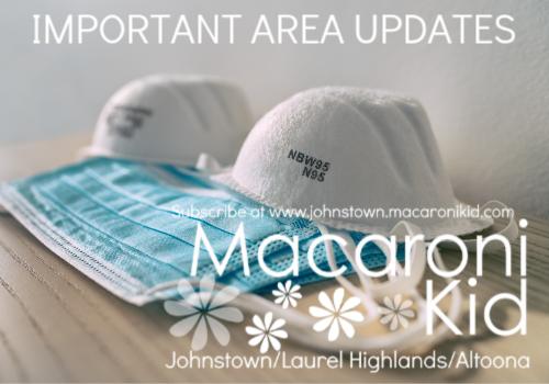 Important Area Updates Covid-19