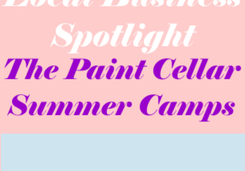 Youth Summer Camps At The Paint Cellar