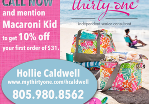 NEW FALL THIRTY-ONE CATALOG NOW AVAILABLE