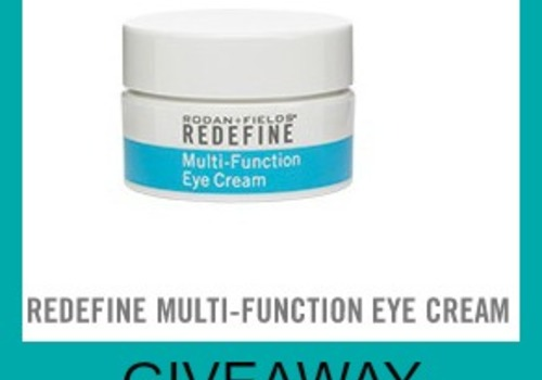 12 Days Of Giveaways Day 2 Redefine Eye Cream Rodan Fields