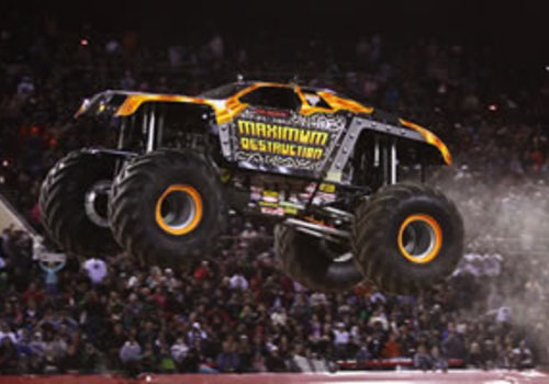 Monster Trucks By The Numbers