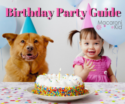 2018 Birthday Party Guide Macaroni Kid