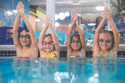 Swimming lessons florence al