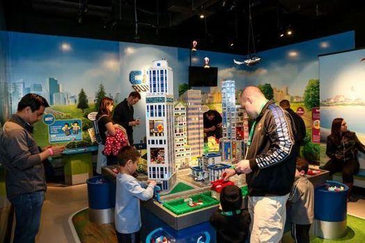 Review of LEGOLAND® Discovery Center Boston LEGO® City Builder ...