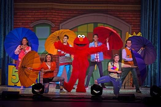 Sesame Street Live! Let's Party! in St  Paul, MN - October 7