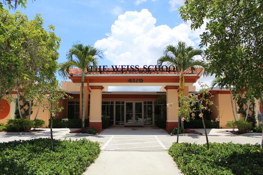 Weiss Front Of School.JPG