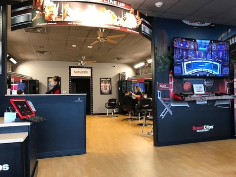 Sport Clips Haircuts Of Silverdale A Unique And Relaxing Experience