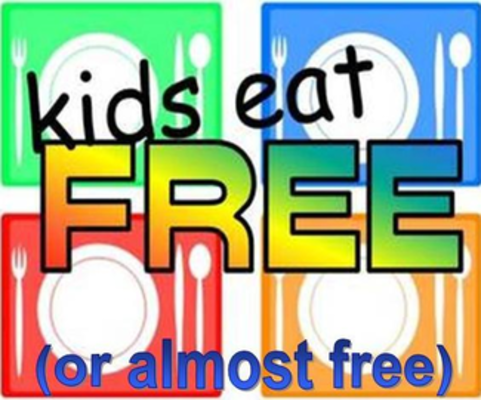 Kids Eat Free Charleston