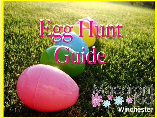 Egg Hunt Guide Pic