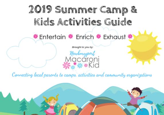 Greater Newburyport Summer Camp Kid S Activities Guide
