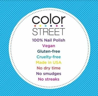 Color Street Nail Polish Strips Quick And Pretty Nails