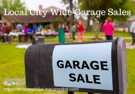 2019 City Wide Garage Sales